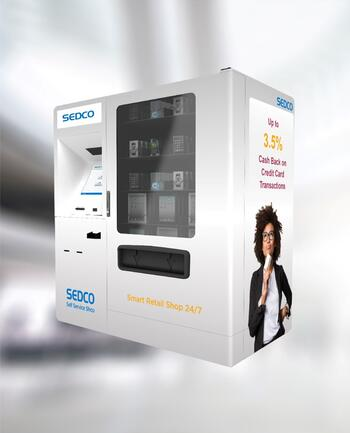 Self Service Shop - by SEDCO