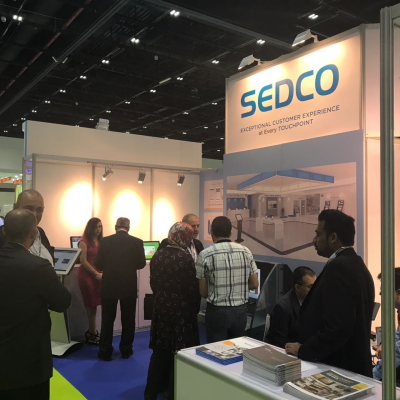 SEDCO at Seamless Middle East 2017-2