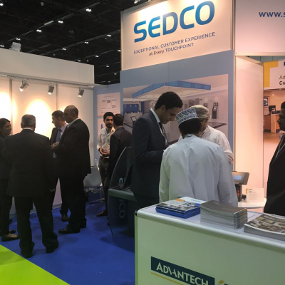 SEDCO at Seamless Middle East 2017-1