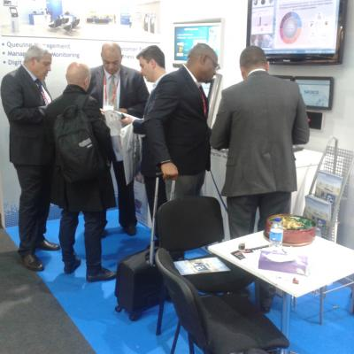 SEDCO's Participation at MWC 2015-1
