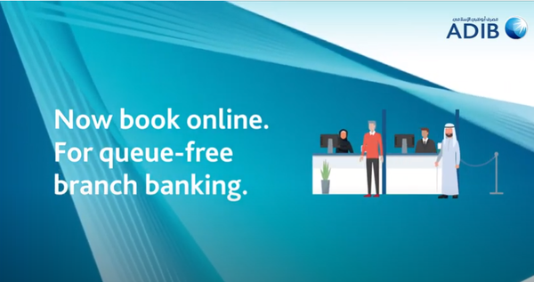 ADIB bank implements virtual queuing solutions from SEDCO