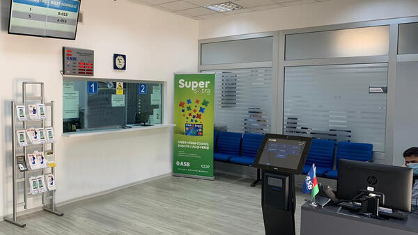 ASB Bank in Azerbaijan implements SEDCO queue system