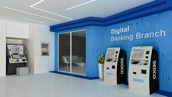 Smart digital banking branch - SEDCO